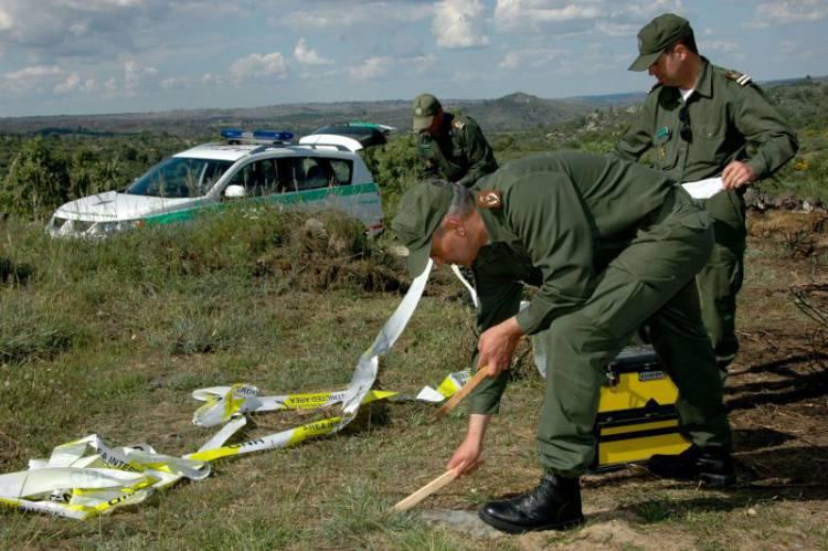 GNR registou 10contraordenações ambientais esta segunda-feira, no distrito de Évora (c/som)
