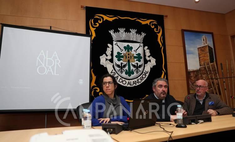 """Lançada «marca» Alandroal que será um """"selo de qualidade do município"""", diz Presidente da Câmara Municipal (c/som e fotos)"""