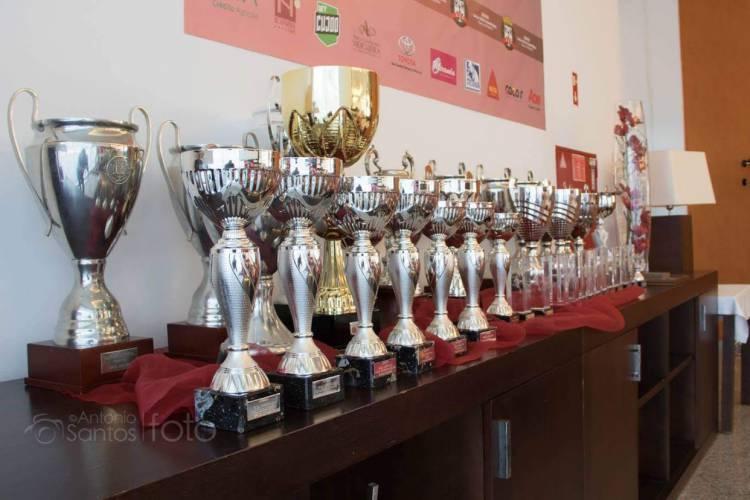 A XXVII Gala dos Campeões da Associação de Futebol de Beja terminou em festa