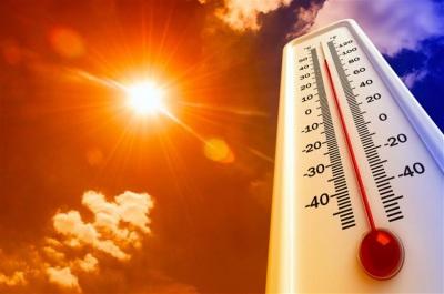 Fim de Semana com muito calor: Temperaturas podem chegar aos 40 Graus