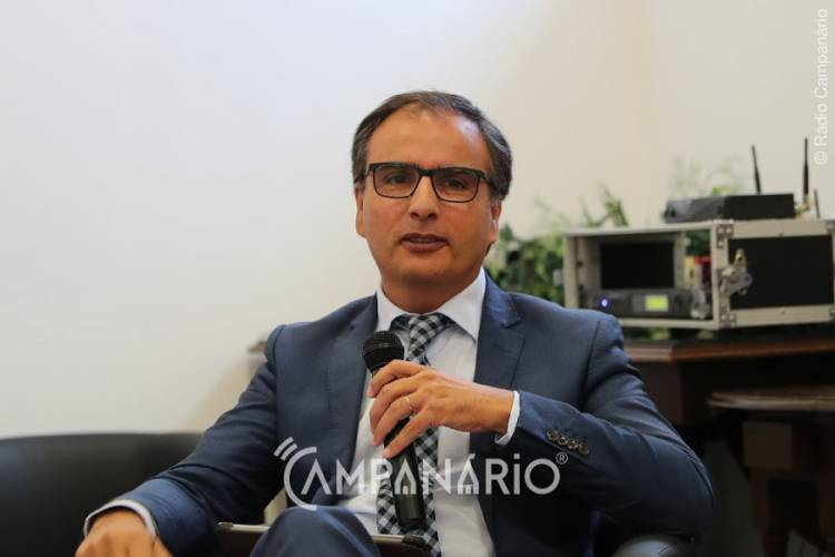 """A economia social """"não pode estar de mão estendida para o estado, é uma falta de dignidade do setor"""", diz António Costa da Silva (c/som)"""