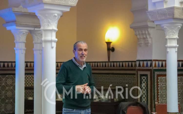 """Estremoz: Guerra Civil Espanhola teve """"impactos fortíssimos"""" de ambos os lados da fronteira, diz Carlos Pessoa (c/som e fotos)"""