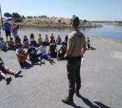 Mourão: GNR realiza ação de sensibilização a jovens