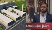 """""""Seguindo os trâmites normais, vamos ter muito em breve a adjudicação do novo Hospital de Évora"""", afirma Luís Dias, Pres. do PS distrital de Évora (C/SOM)"""