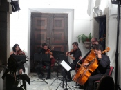 Eborae Mvsica organiza concerto pelo Quinteto de Cordas, no próximo sábado