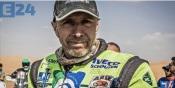O piloto holandês Edwin Straver não resistiu aos ferimentos após queda no Dakar na 11ª etapa e morreu