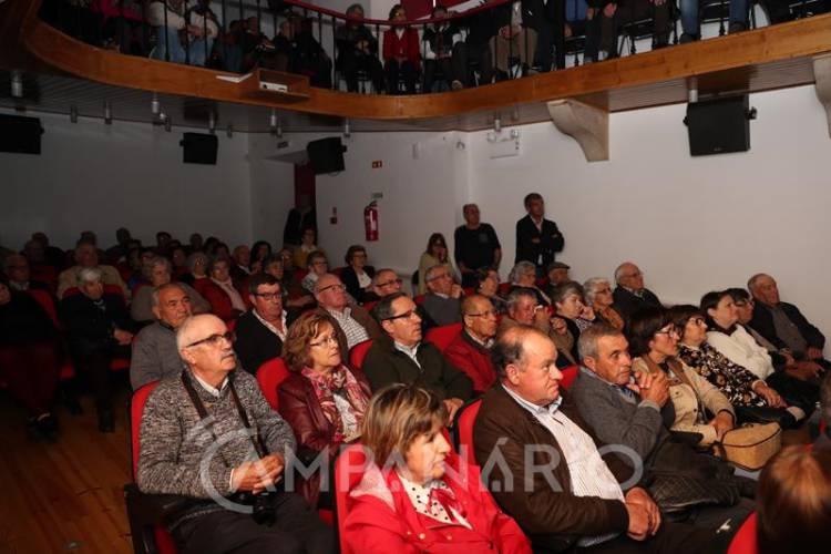 """""""Damos os passos que podemos, para ter aquela casa aberta"""", diz presidente da Associação de Reformados de Borba no 23º aniversário (c/som e fotos)"""