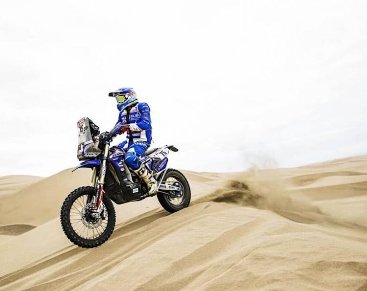 Dakar'2019: António Maio é o português melhor classificado
