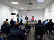 """GNR Évora conclui formação """"GUARD&GUIDE - Património Cultural"""""""
