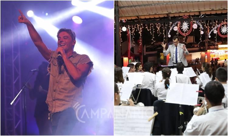 Vila Viçosa: Sérgio Rossi animou a terceira noite das Festas dos Capuchos. A RC deixa-lhe as fotos