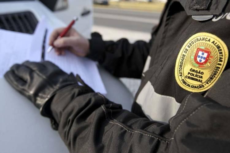 Ferreira do Alentejo: ASAE apreende roleta e instaura processo crime a estabelecimento de restauração