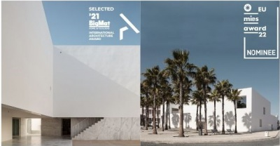 Projeto da Biblioteca e Arquivo do Município de Grândola nomeado para Prémios Internacionais de Arquitetura
