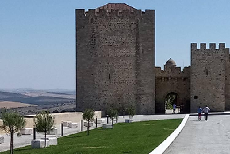 Elvas:Obras de acesso à Parada do Castelo concluídas