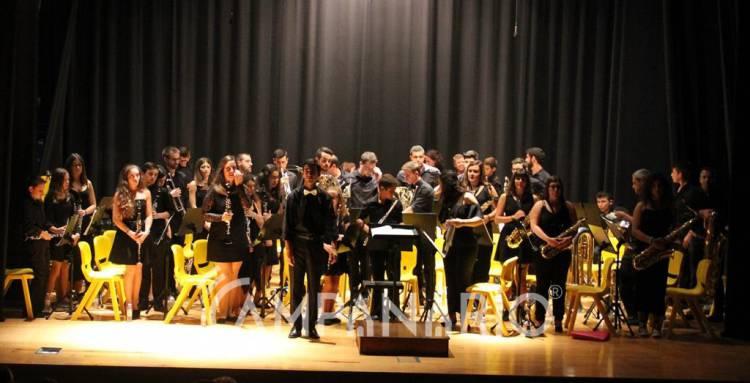 """Alandroal: Concerto Uma Banda, Três Maestros proporcionou um """"excelente momento musical"""", diz autarca João Grilo (c/som e fotos)"""