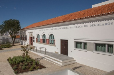 Lar de Degolados (Campo Maior) com cerca de 20 casos positivos de COVID-19
