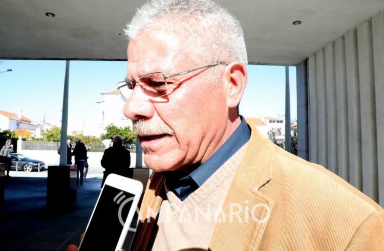 """Vila Viçosa abandona projeto da CIMAC podendo colocar em risco """"poupança acima de 33 milhões"""", diz vice-presidente António Recto (c/som)"""
