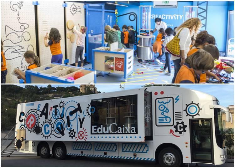 """Fundação """"la Caixa"""" e BPI percorrem Alentejo com projeto educativo"""