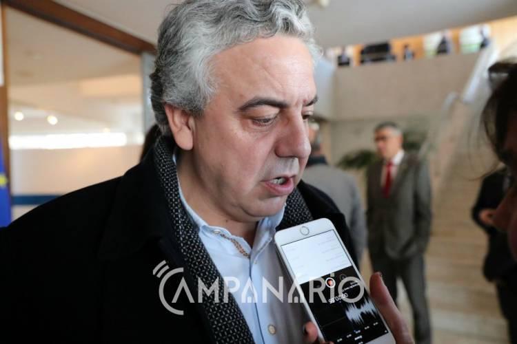 """Alentejo """"tem um conjunto de projetos que dão futuro aos alentejanos"""", diz Nuno Mocinha sobre investimentos na região (c/som)"""