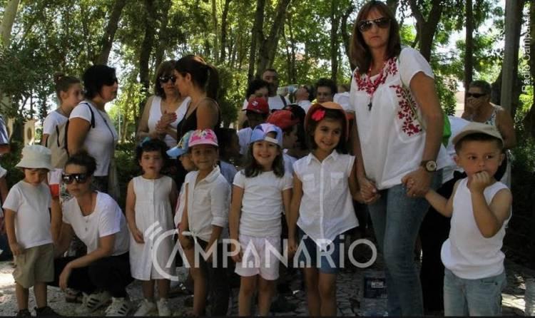 Campanário TV: As comemorações do Dia dos Avós em Vila Viçosa (c/video)