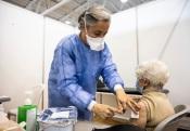 Covid-19: Vacinação de 700 idosos prossegue para a semana no concelho de Sines
