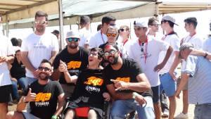 """Cerci de Portalegre leva 17 utentes a experimentar desportos radicais com os """"Campeões da Indiferença"""""""