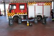 Bombeiros de Moura recebem 5 Aparelhos Respiratórios Isolantes de Circuito Aberto