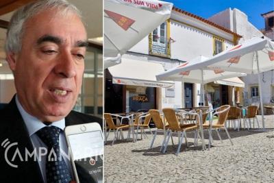 """""""A fragilidade das micro e pequenas empresas vai levar a um conjunto de falências"""" diz Pres. da Câmara de Évora (C/Som)"""
