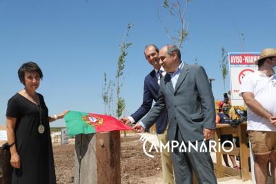 Inauguração do Parque Fluvial dos Cinco Reis em Beja (C/VÍDEO)