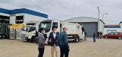 Autarquia de Vidigueira investe 360 mil euros em nova viatura de recolha de resíduos