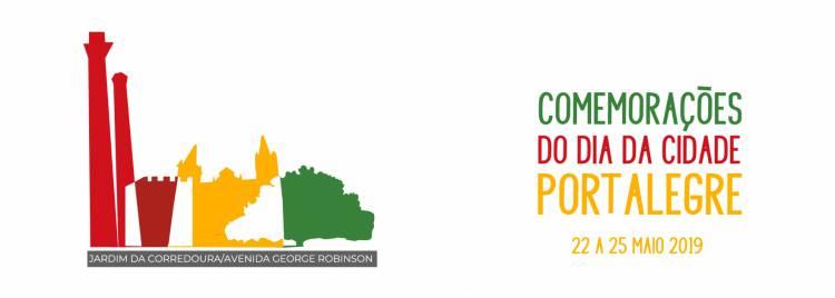 Comemorações do Dia da Cidade de Portalegre, de 22 a 25 de maio