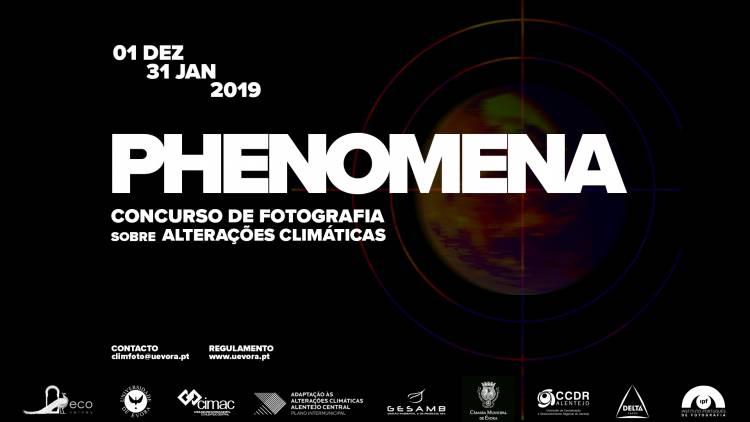 Universidade de Évora e CIMAC promovem concurso de fotografia sobre alterações climáticas