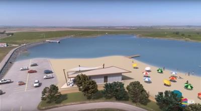 Praia Fluvial de Beja abre ao público este Verão (c/video)