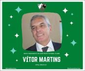Ponte de Sor: Vítor Martins é o novo presidente do Eléctrico Futebol Clube