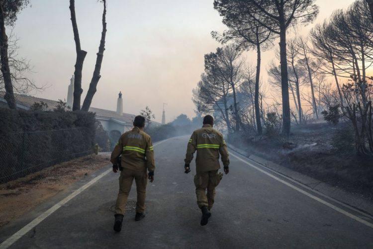 Município espanhol quer que Portugal pague danos de incêndio iniciado em Mourão