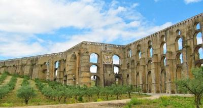 Obras no Aqueduto da Amoreira em Elvas com início previsto para este mês