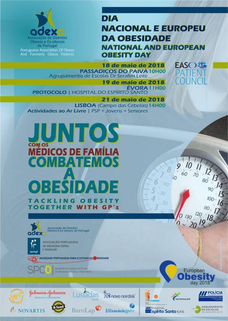 """Hospital de Évora recebe """"Dia Nacional e Europeu da Obesidade"""""""