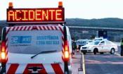 Colisão entre dois veículos ligeiros entre Redondo e Alandroal provoca 1 morto e 1 ferido grave