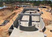Águas Públicas do Alentejo e o Consórcio português assinam contrato da empreitada da ETAR da Comporta
