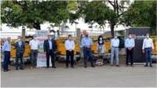 """Moura: CIMBAL entrega equipamentos de """"Proteção contra Riscos de Incêndios"""" à CM de Moura"""