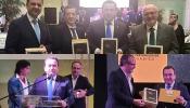 Presidente da CM de Reguengos, José Calixto, distinguido com o Prémio Personalidade Região Alentejo pelo jornal Semmais