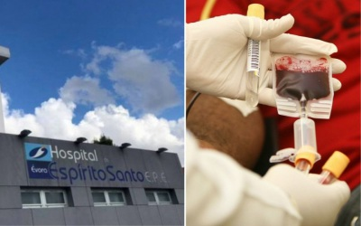 Instituto Português do Sangue reforça Hospital de Évora com medicamentos derivados do plasma