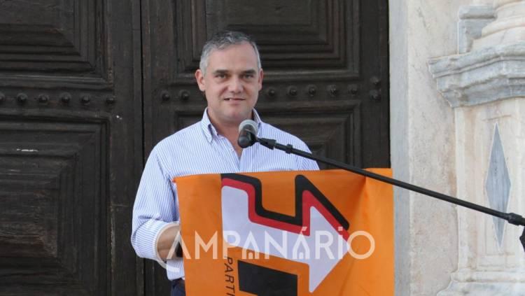 """Pedro Pinto é candidato à maior Junta do concelho pelo PSD/CDS-PP e avança que esta Junta deveria ter a tutela de todos os """"equipamentos desportivos e culturais"""" de Vila Viçosa (c/som e fotos)"""