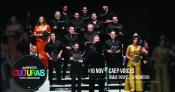 """(IM)Previstos Culturais 2019: CAEP Voices e o espetáculo """"Quase Gospel…o Regresso"""", dia 16 de novembro, em Valencia de Alcântara"""