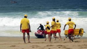 Litoral Alentejano: Banhista é resgatada após ser arrastada pela corrente
