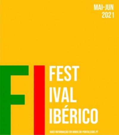 Festival Ibérico, termina atividades e eventos, em Junho