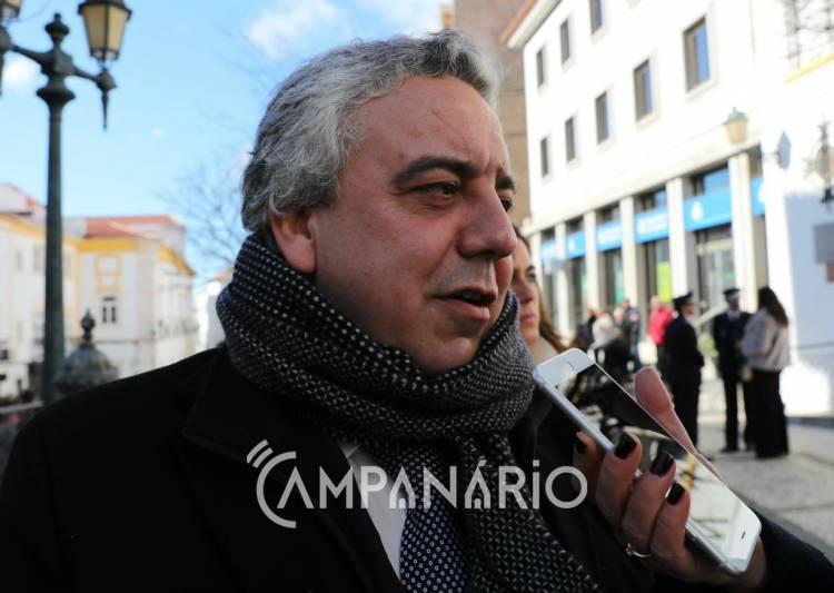 """Em 2018, haverá um """"reajustamento"""" dos apoios sociais do município de Elvas, diz Presidente da Câmara (c/som)"""