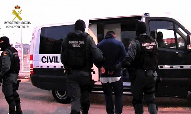 Português envolvido em organização criminosa que roubava automóveis na Extremadura Espanhola