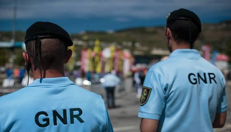 GNR registou 7 crimes na passada segunda-feira no distrito de Évora (c/som)