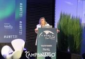 """""""As faixas etárias mais novas estão mais alerta para a sustentabilidade do que os mais velhos"""", diz Ana Costa Freitas, reitora da UÉ (c/som)"""