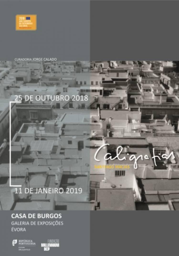 Direção Regional de Cultura do Alentejo expõe fotografias de Santiago Macias em Évora